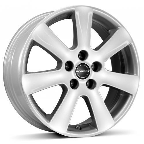 Borbet 405166500111260R160–A/A/0dB–Llantas de Aluminio de