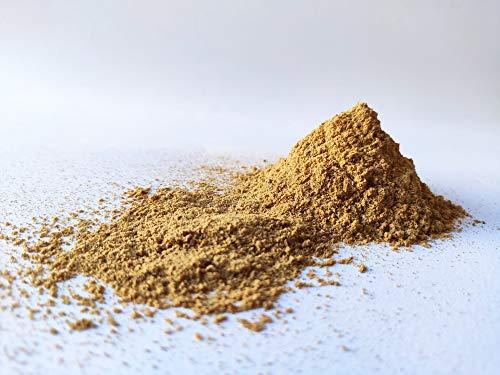 Farina di semi di fico d'India - ficodindia dell'Etna DOP - senza glutine 100% naturale - 500 gr (2 x 250 gr) - Ficurinia of Sicily