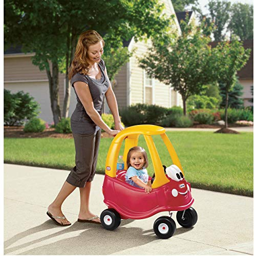 Little Tikes Cozy Coupe 30th Anniversary Car, Non-Assembled, Standard Packaging