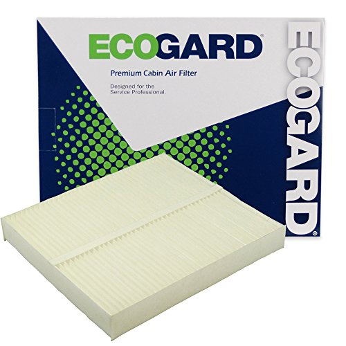Ecogard XC25870 Premium Cabin Air Filter Fits Chrysler Town & Country 2008-2016 | Dodge Grand Caravan 2008-2019 | Infiniti G37 2008-2013, QX80 2014-2018, M35 2006-2010, Q50 2018-2019, QX50 2014-2017