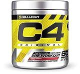 C4 Original - Suplemento en polvo para preentrenamiento - C�