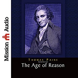 The Age of Reason audiobook cover art