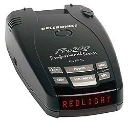 professional Beltronics Pro 500 GPS Radar Detector