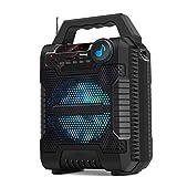 FASD Tragbare Bluetooth-Lautsprecher Drahtloser Mini Bewegliche Bewegliche Lautsprecher Lever Subwoofer Innen- Und Außen Party-Lautsprecher
