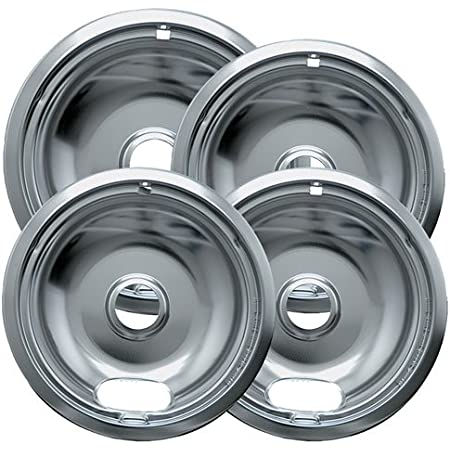 6 GENUINE Frigidaire L304430997 Range//Stove//Oven Burner Drip Bowl