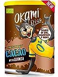 Okami Bio - Cacao Kids Instantáneo | Con Superalimentos: Maca y Quinoa | Sin Gluten, sin Lactosa 100% Vegano y Ecológico | 350gr