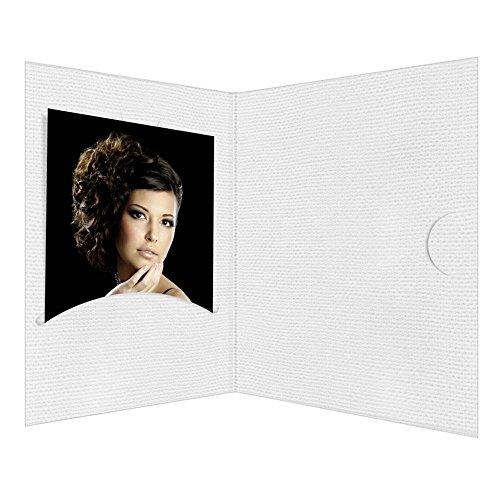 09034 Daiber Photo Card Sprint-Line Portrait 20x30 White 1x25