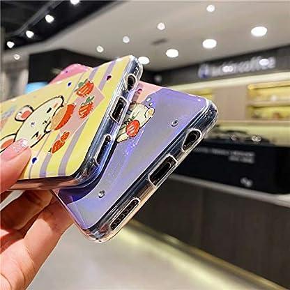 NiaCoCo-Kompatibel-mit-Huelle-Telefonkasten-PC-Silikon-Schale-Stossfest-Ultra-Duenn-Kratzfest-Schutz-Telefon-Schutzhuelle1PCS-Displayschutzfolie