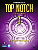 Top Notch (2E) Level 3 Student Book with Active Book CD-ROM