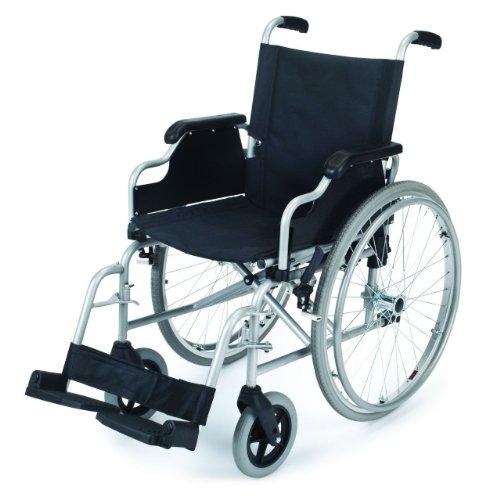 Leichter faltbarer Rollstuhl Dietz Sillon, nur 12,8 kg, Sitzbreite 45cm