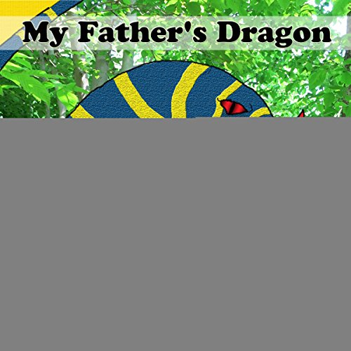 My Father's Dragon audiobook cover art