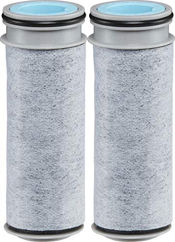 Brita Stream Pitcher and Dispenser Replacement Water Filters, Gray, 3 Count