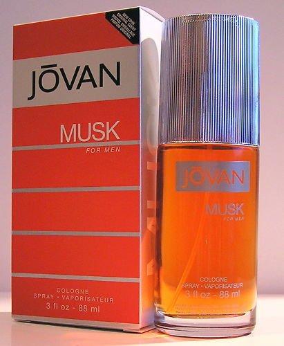 Jovan Musk for Men 88 ml Cologne Spray Neu OVP