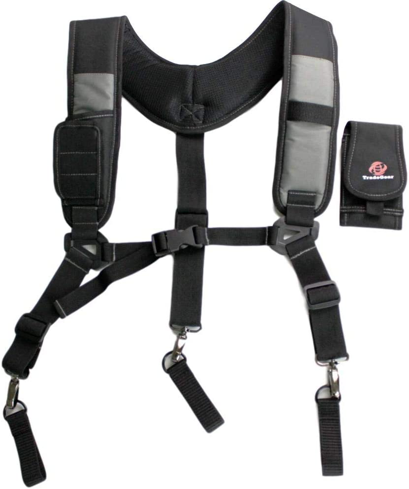 TradeGear Electrician's Ranking Special price for a limited time TOP3 Belt Bag Combo Electricia - Heavy Duty
