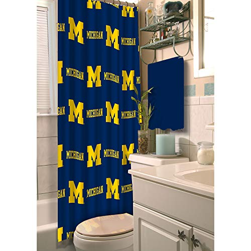 Michigan Wolverines NCAA Tufted Rug (39x59 )