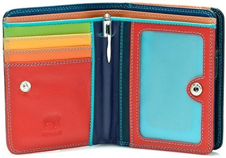 Leder mittelgroße Portemonnaie mit mit mit Rund um PLZ Portemonnaie 231 - Mywalit - schwarz Pace B00PE46JFW | Sale  697081