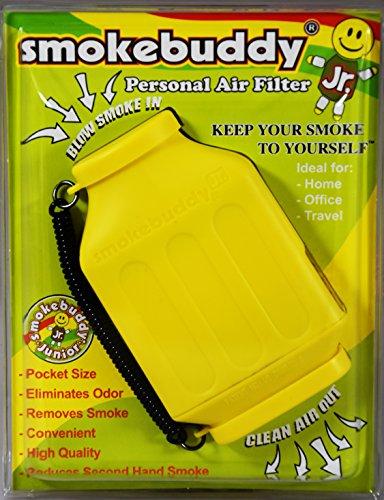smokebuddy Gelb Jr Persönlichen Air Filter von Smoke Buddy