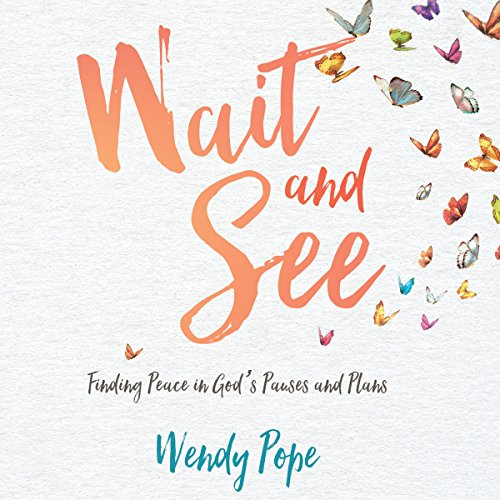 Wait and See audiobook cover art