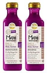 Shampoo & Conditioner Combo Maui Moisture Shampoo Shea Butter 19.5 Ounce Maui Moisture Conditioner Shea Butter 19.5 Ounce