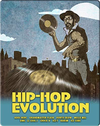Hip Hop Evolution - Limited Editon [Blu-ray]