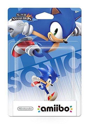 amiibo Figur Smash Sonic