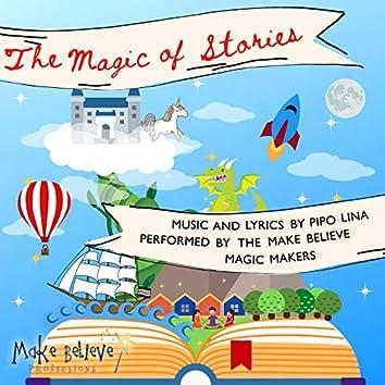 The Magic of Stories (feat. Lukas Magallano, Jon Philippe Go, Alejandro Rivera, Aria Ortega, Patricia Valdez Ong, Lis Fortun, Micko Yabut, Josh Michael Ramirez, Michael Shimamoto, Ivyann Wong)