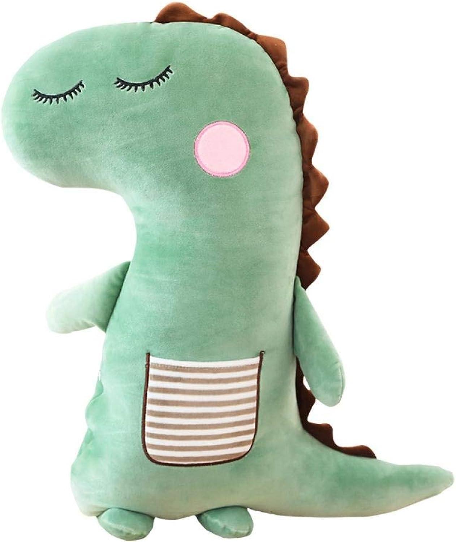 ZXHIKJ Dinosauro Peluche Mostro Bambola Cuscino