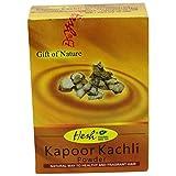 Hesh–Polvo de Kapoor kachli que favorece el crecimiento del pelo