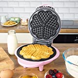 Best Waffle Makers - Global Gizmos 35570 Mini Waffle Maker 1000W / Review