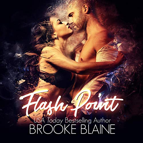 Flash Point Audiobook By Brooke Blaine cover art