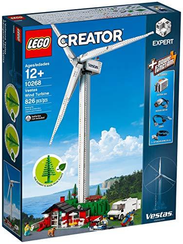 クリエイター エキスパート 10268 ベスタスの風力発電機