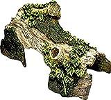 Reptile Café Bent Log Hide-Away Reptile Tank...
