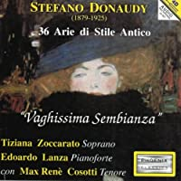 Donaudy: Arie Di Stile Antico