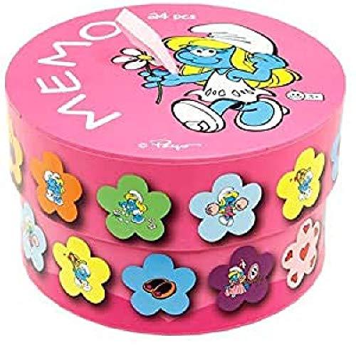 Los Pitufos - Memo Game pequeño (Barbo Toys 8354) (BASE TOYS)