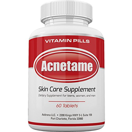Acnetame- Vitamin Supplements for A…