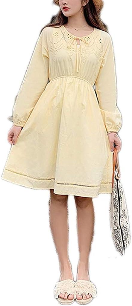 Dress - Women's Cocktail Regular Time sale dealer Formal S Swing Cotton Female Long
