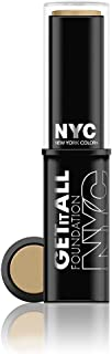 N.Y.C. New York Color Get It All Foundation, Nude, 0.24 Ounce