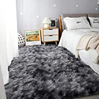 柔らかい シャギー カーペット マシン 洗える ラグ フランネル 絨毯 キッズルーム用 ファジィ Carpet 快適 ベッドサイド ラグ 女の子の子ベッドルームリビングルームホーム-