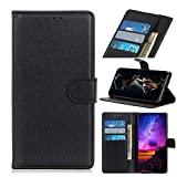 NEWZEROL PU Leather Flip Case for Sony Xperia L2 Phone Case