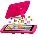 PROGRACE Kids Tablets Android 9 QuadCore 2GB RAM 16GB ROM Learning Tablet for Kids Girls Toy Gift with...