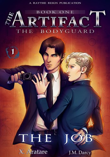 The Bodyguard: The Job (Yaoi Manga Book 1 Vol. 1) (The Artifact) (English Edition)