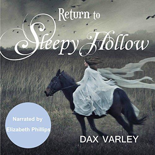 Return to Sleepy Hollow audiobook cover art