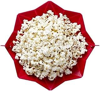 Microwave silicone popcorn machine folding bucket Popper bowl kitchen baking tools collapsible popcorn bucket