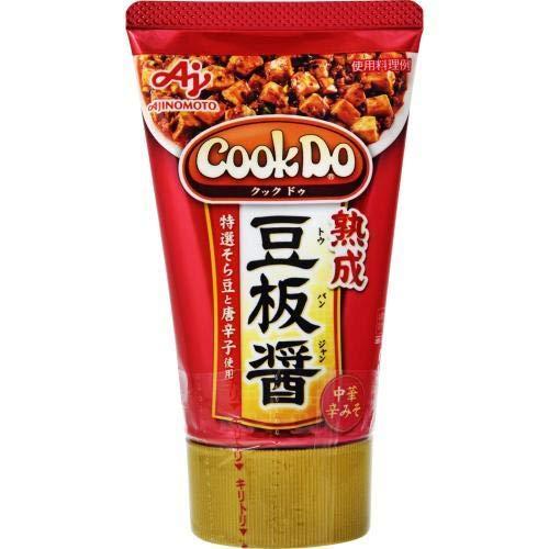 味の素 クックドゥ熟成豆板醤チューブ90g