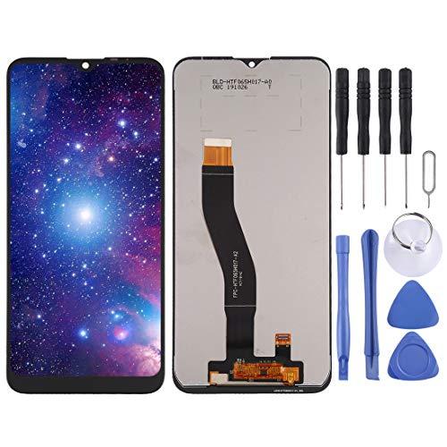 PANGTOU Pantalla LCD de las piezas de recambio del teléfono celular y asamblea completa del digitizador para Wiko View4 Lite