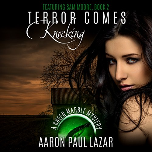 Terror Comes Knocking audiobook cover art