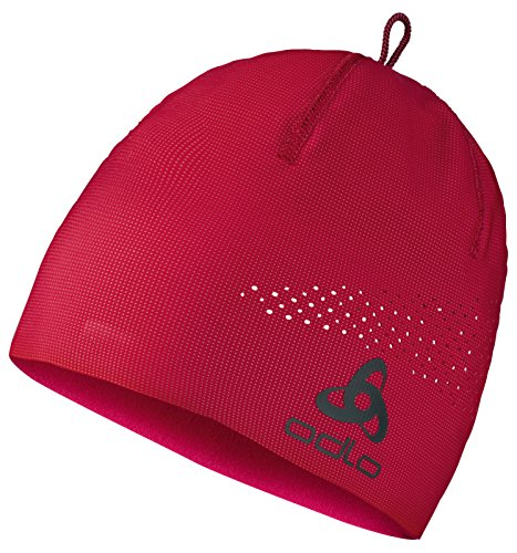 Odlo Hat Move Light Mützen Sturmhauben He/Uni, Jester Red, One Size