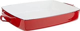 Dansk Kobenstyle Rectangular Baker, Chili Red