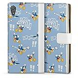 Étui Compatible avec Sony Xperia XA1 Étui Folio Étui magnétique Produit sous Licence Officielle...