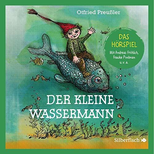 Der kleine Wassermann - Das Hörspiel: 2 CDs